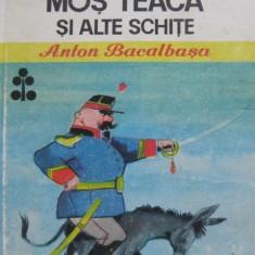 Mos Teaca si alte schite (52) (ilustr. Eugen Taru) - Anton Bacalbasa