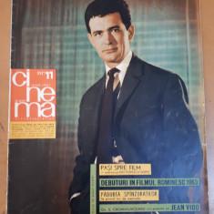 Cinema nr. 11/1963, Iurie Darie, Ion Popescu Gopo, Pădurea spînzuraților