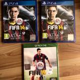 Fifa 2015 Xbox One,Fifa 2014 Ps4 Playstation 4 -nou,sigilat, Sporturi, Multiplayer, 3+