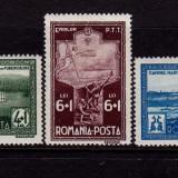 1932 Sanatoriul PTT LP 100 , MLH, Nestampilat