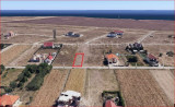 Vanzare teren intravilan pentru constructie,  situat in Tuzla pe partea cu marea
