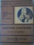 ISTORIA IEROGLIFICA - DIMITRIE CANTEMIR, Adevarul