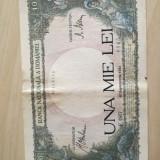 BANCNOTA 1000 LEI  1941 10 SEPTEMBRIE EDITIA   8 bucati