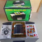 Aparat de amestecat cartile de joc, card shuffler. Nou. SIGILAT !