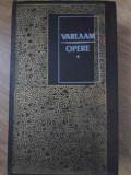 OPERE - VARLAAM, Didactica si Pedagogica