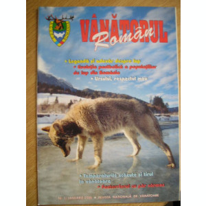 RWX 09 - VANATORUL ROMAN 69 - 1/2005 - PIESA DE COLECTIE!!!