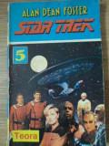 STAR TREK 5 - ALAN DEAN FOSTER