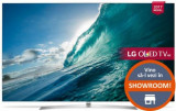 Televizor OLED LG 139 cm (55inch) 55b7, Ultra HD 4K, Smart TV, webOS 3.5, WiFi, CI
