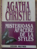 MISTERIOASA AFACERE DE LA STYLES - AGATHA CHRISTIE, Polirom