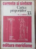 CARTEA PROPORTIILOR PRINCIPII SI APLICATII IN ARHITECTURA SI IN ARTELE PLASTICE, John Grisham