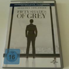 Fifty shades of gray - dvd, Engleza