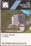 Yolanda Nicoara , R Busnea - Slanic Moldova - Mic indreptar turistic