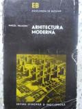 ARHITECTURA MODERNA - MARECEL MELICSON