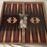 Table - Lux lemn lacuit. SIGILAT!