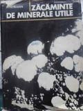 ZACAMINTE DE MINERALE UTILE - N. PETRULIAN
