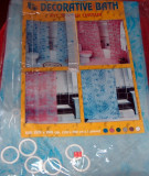 perdele duş (2x110x190cm)