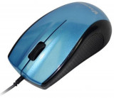 Mouse Vakoss TM-481UB, 1200 DPI, Optic (Albastru)