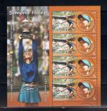 ROMANIA 2018 - SIMONA HALEP -  MINICOALA - LP 2209, Nestampilat