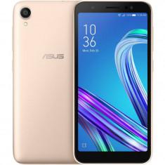 Smartphone Asus Zenfone Live L1 ZA550KL 16GB 2GB RAM Dual Sim 4G Shimmer Gold, Auriu, 2 GB