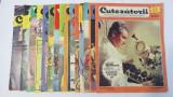 Revista Cutezatorii colectie 15 numere 1968 - 1973