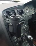 Scrumiera auto suplimentara rotunda pentru suport pahar marca Streetwize