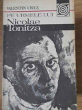 PE URMELE LUI NICOLAE TONITZA - V. CIUCA