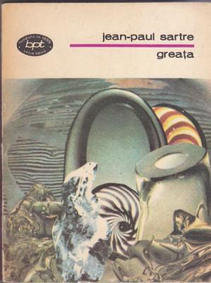 Jean-Paul Sartre - Greata foto