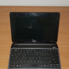 """10.Laptop Acer Apire 1410TZ ZH 11.6"""" Intel Atom - Nu Are HDD Si Capac HDD"""