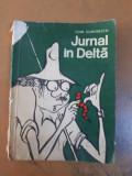 Ioan Dumitrescu, Jurnal în Deltă, București 1980, pescuit, ilustrații Matty
