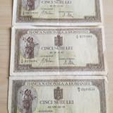 ROMANIA 500 LEI 1941 - 2 APRILIE