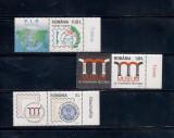 ROMANIA 2018 - MUZEUL RECORDURILOR ROMANESTI - VINIETA - LP 2205