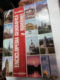 ENCICLOPEDIA GEOGRAFICA A ROMANIEI - DAN GHINEA - editia a2a - 2000