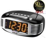 Radio cu ceas Akai CE-1500 (Negru)