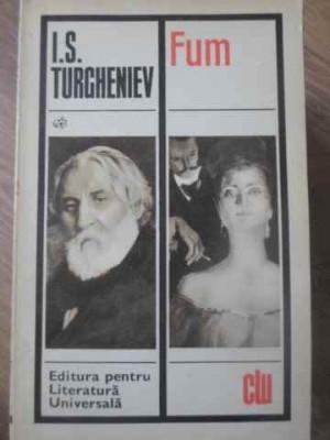 FUM - I.S. TURGHENIEV foto