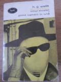 OMUL INVIZIBIL. PRIMII OAMENI IN LUNA - H.G. WELLS