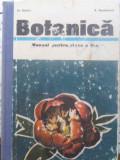 BOTANICA MANUAL PENTRU CLASA A V-A - AL. DABIJA, E. SANIELEVICI, Calistrat Hogas