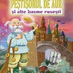 Pestisorul de aur si alte basme rusesti - A.s. Puskin
