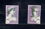 ROMANIA 2018 - REGINA MARIA A ROMANIEI - LP 2203, Nestampilat