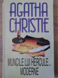 MUNCILE LUI HERCULE...MODERNE - AGATHA CHRISTIE