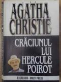 CRACIUNUL LUI HERCULE POIROT - AGATHA CHRISTIE, Polirom