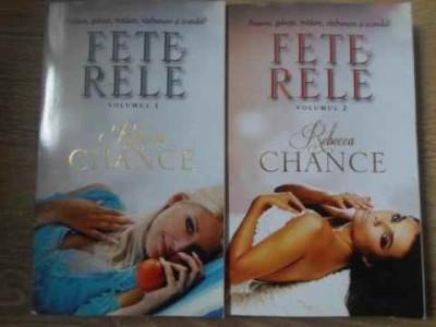 FETE RELE VOL.1-2 - REBECCA CHANCE foto