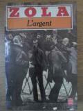L'ARGENT - ZOLA