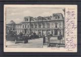 BUCURESTI  PALATUL   REGAL   CLASICA  CIRCULATA 1903, Printata