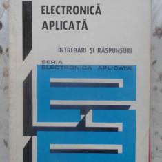 ELECTRONICA APLICATA INTREBARI SI RASPUNSURI - R.W.J. BARKER