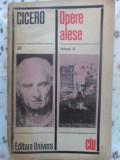 OPERE ALESE VOL.3 - CICERO