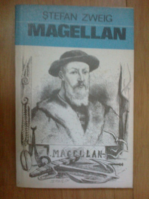 d5 Magellan - Stefan Zweig foto