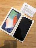 IPhone x, Alb, 64GB, Neblocat