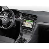 Sistem avansat de Navigatie Alpine Style pentru Volkswagen Golf 7, Clarion