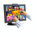 Monitor LED NEC MultiSync E232WMT Multitouch, 23 inch, 1920 x 1080 Full HD
