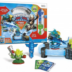 Skyalnders Trap Team Starter Pack - Nintendo Wii [SIGILAT]  - ID3 60216